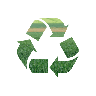 recycle-grass